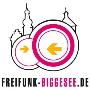 Freifunk-Biggesee Logo