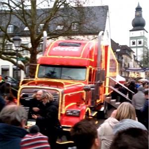 Weihnachtstruck-Attendorn