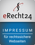 eRecht24 - Impressum - for legal websites